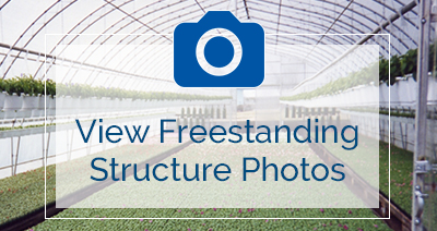 Freestanding photo gallery